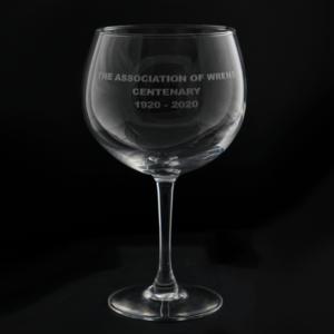centenary gin glass