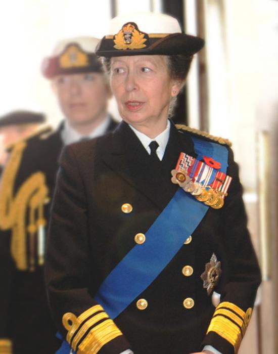 HRH the Princess Royal