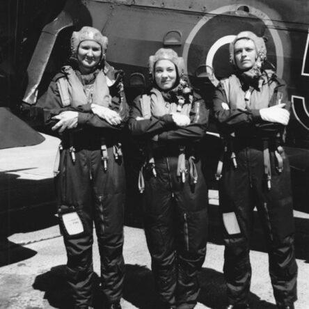 The Flying Girls RNAS Yeovilton
