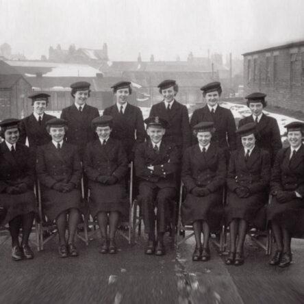 1954 New entrants at Dauntless