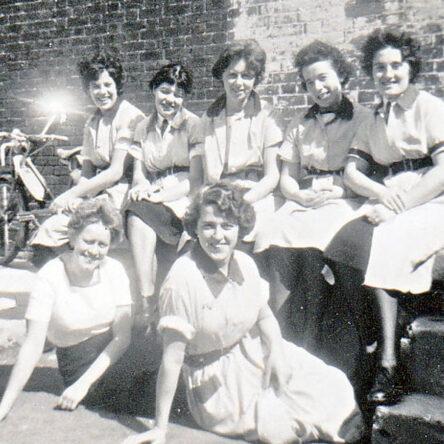 1959 Stewards at Duchess of Kent Barracks