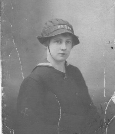 edith-bevan-wrns-1918